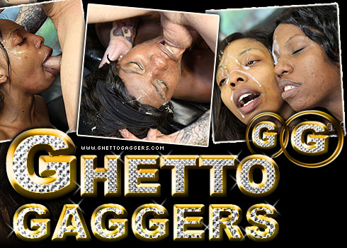 Ghetto Gaggers Starring Jalisa and Eboni Ice